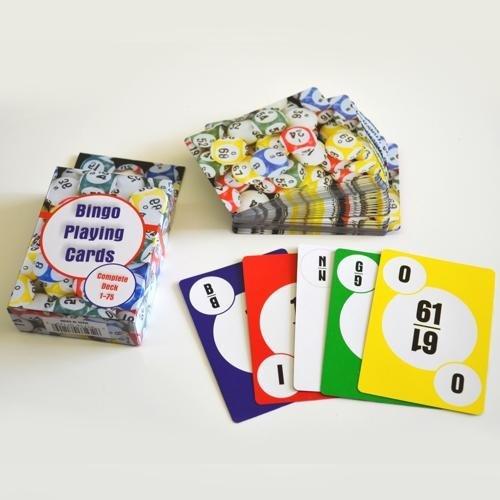 Bingo Playing Cards (2 Pack) (Bingo Playing Cards)