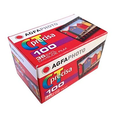 Agfa Photo CT Precisa-100 135/36Exp Agfachrome Color Slide Film, ISO-100 by Agfa Photo