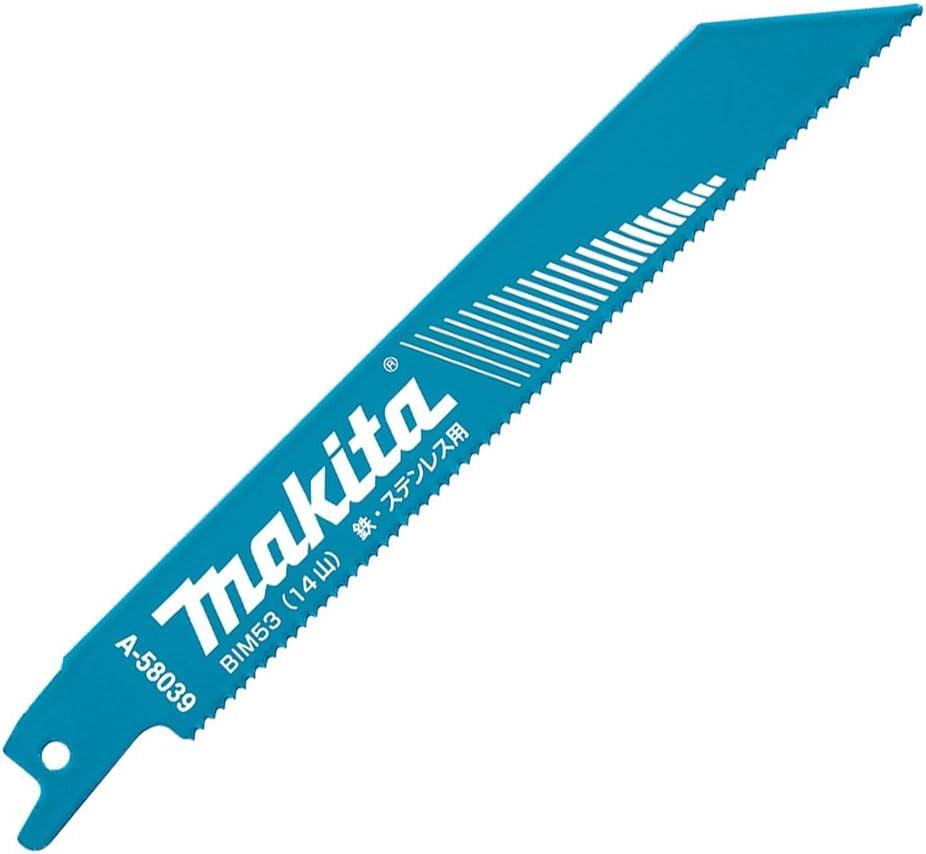 マキタ(Makita) レシプロソーブレード BIM53 A-58039