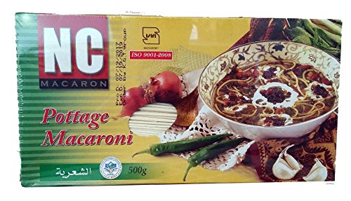 Noodles for Aash-e Reshteh, 17.63 oz (500 g) by NC Macaroni
