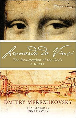 resurrection of the gods leonardo da vinci paperback