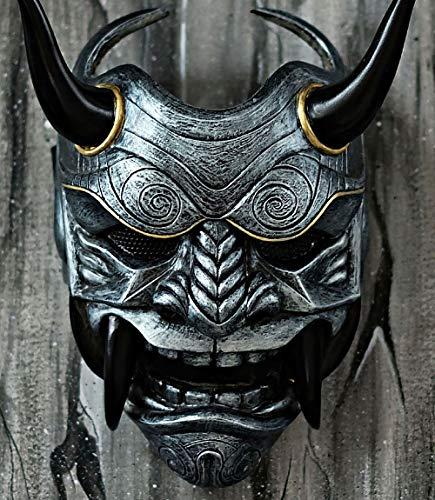 tripple_777 Samurai Assassin Demon Oni Airsoft Mask