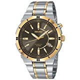 Seiko Men's SKA348 Kinetic Two-Tone Watch, Watch Central