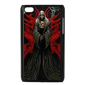 iPod Touch 4 Phone Cases Black Grim Reaper CBE005974