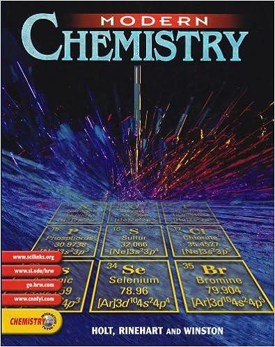 Holt Mcdougal Modern Chemistry Pdf