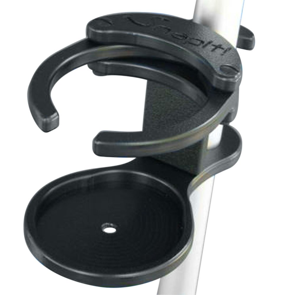 Snapit Wheelchairs Mobility Aids Equipment Tool Free Adjustable Drink Holder TubingSize 1'' by Snapit