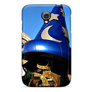 Cute Tpu Hill-hill The Hat At Hollywood Case Cover For Galaxy S4