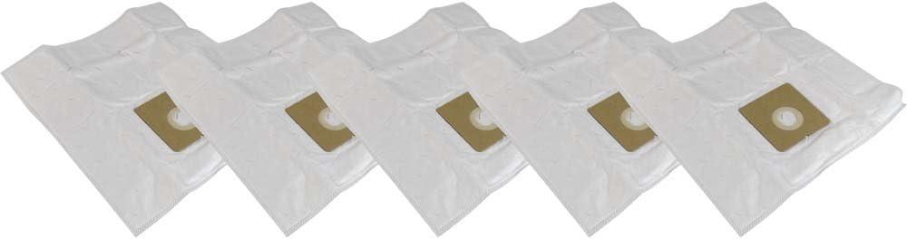 20 Bolsas de aspiradora de microfieltro + 8 Filtro de protección del motor para aspiradoras Solac ab2600 05 bolsas de aspiradora: Amazon.es: Hogar