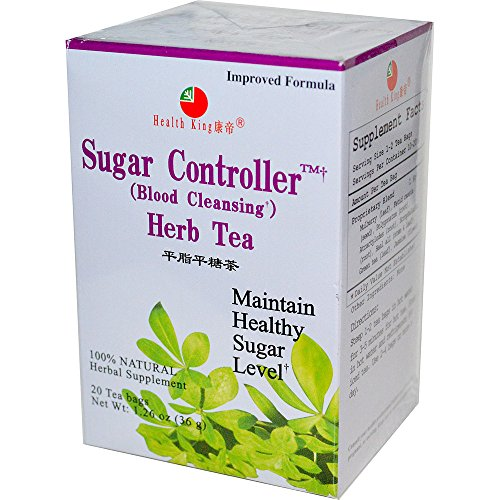 Health King Sugar Controller, Pack of 12 by Health King