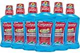 Colgate Total Pro-Shield Mouthwash, Peppermint - 500 mL (6 Pack)
