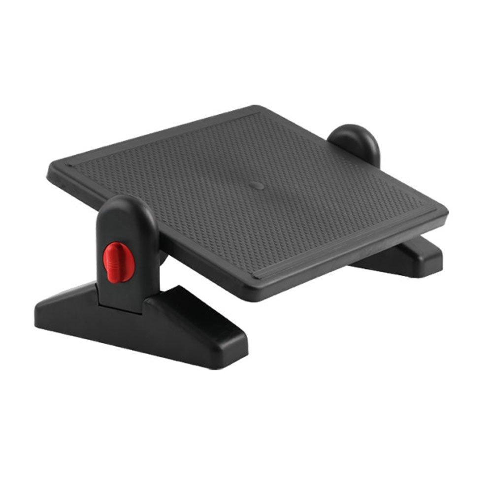 フットレスト、足置き台、事務室足場、角度調節、人体工学的デザイン Footrest, Office Footrest, Angle Adjustment, Ergonomic Design [海外直送品] B079W6FC9Q