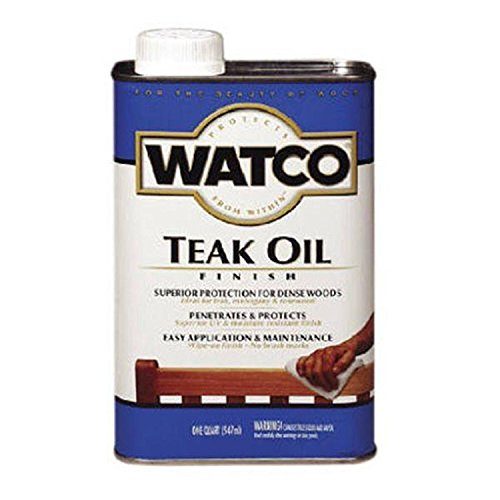 Rust Oleum 67141 Watco Teak Oil Finish