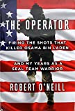 #4: Robert O'Neill The Operator Hard Cover Book
