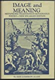 Image and Meaning : Metaphoric Traditions in Renaissance Poetry, Allen, Don Cameron, 080180017X