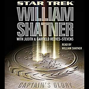 Star Trek: Captain's Glory (Adapted) Audiobook