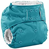Rumparooz Cloth Pocket Diaper Snap, Aquarius, One Size