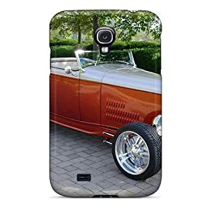 Ideal EOVE Case Cover For Galaxy S4(32 Ford Hotrod), Protective Stylish Case