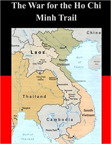 The War for the Ho Chi Minh Trail by US Army Command and General Staff College (2015-12-15)
