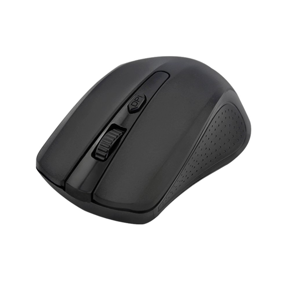 2.4Ghz Wireless Bluetooth 3.0 Dual Mode Mouse USB Optical Gaming Mause Adjustable DPI Ergonomic Portable Wireless Mice for PC Laptop Tablet Mac Notebook Android Windows