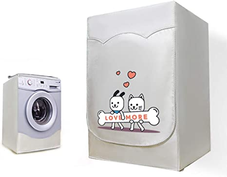 Cubierta de la lavadora AKEfit Sliver, arandela impermeable ...