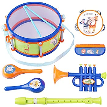 Amazon.com: iPlay, iLearn Toddler Musical Instruments Toys ...