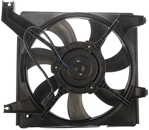 Dorman 621-299 Hyundai Tiburon Radiator Fan (Hyundai Tiburon Radiator Cooling Fan)