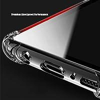 Capa Anti Choque Silicone Tpu Malheavel Transparente Samsung Galaxy S8