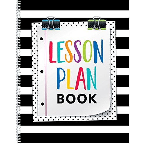 Creative Teaching Press Lesson Plan Book Material (2092)