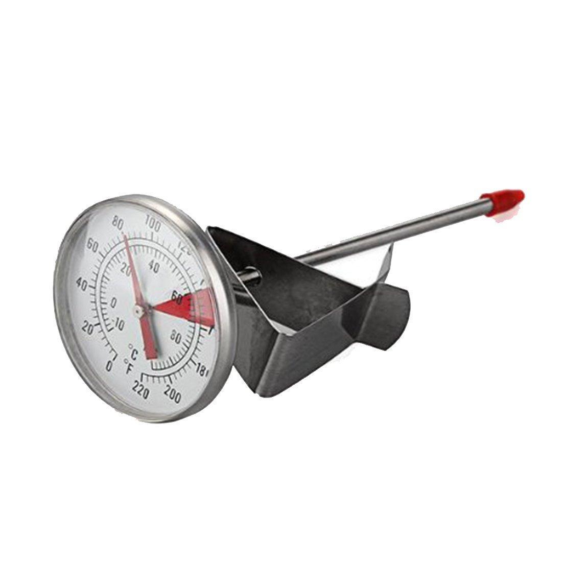 Acier inoxydable 100°C–thermomètre sonde de cuisson Cuisine Portable poche Four Barbecue