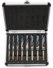 """Neiko Pro 10230B 1/2"""" Shank Silver and Deming Drill Bit, High Speed Steel 