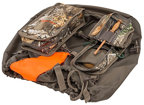 (ALPS OutdoorZ Turkey Call Pockets & Game Bag, Realtree Edge)