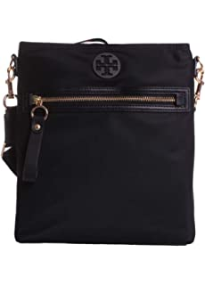 82dd2a4ccb5 Amazon.com  Tory Burch McGraw Swingpack Ladies Small Leather ...