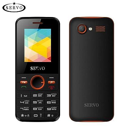 gaeruite SERVO V8240 Celular 1.77 Pulgadas Teléfono con Doble Tarjeta SIM, 1500 MAH Teléfono con