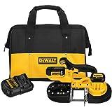 DEWALT 20V MAX Portable Band Saw Kit (DCS371P1)