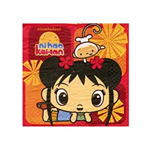 Ni Hao, Kai-Lan Small Napkins (16ct)