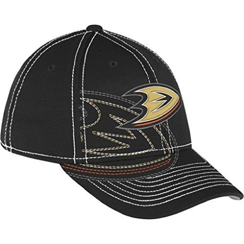Anaheim-Ducks-NHL-Youth-Sized-Structured-Flex-Fit-Draft-Cap