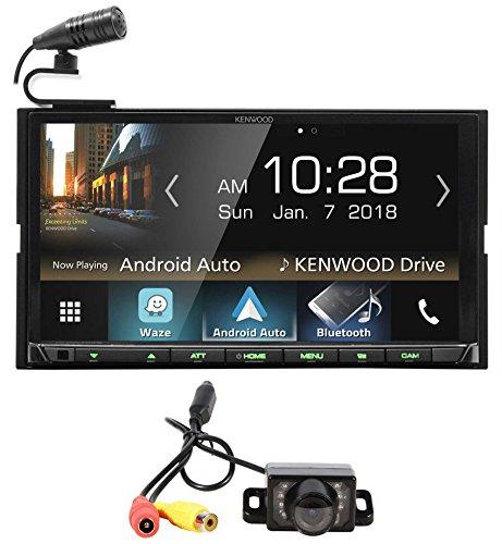 "Kenwood DMX7705S 6.95"" Digital Media Bluetooth Receiver w/Si"