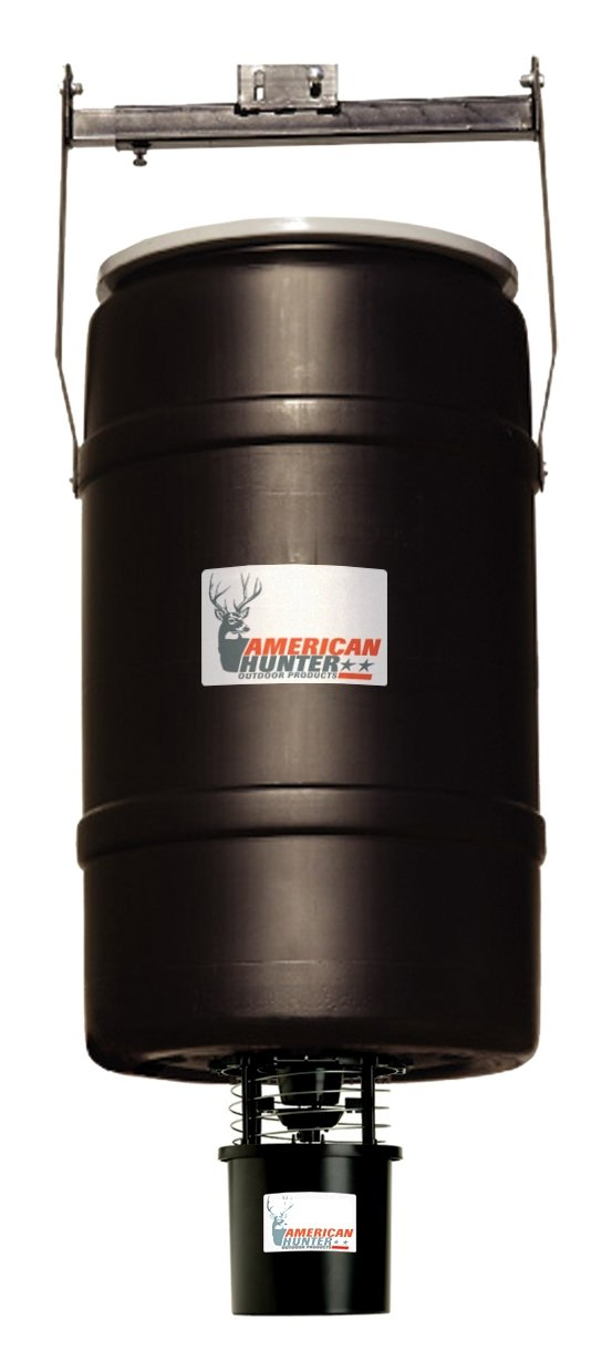 AMERICAN HUNTER GSM HR-225PROVB 225LB Hanging Feeder W/R-K by AMERICAN HUNTER