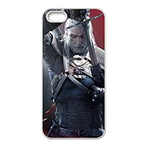 the witcher 3 wild hunt 2015 iPhone 4 4s Cell Phone Case White custom made pgy007-9996307