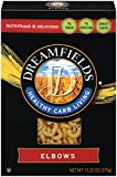 Dreamfields Pasta Healthy Carb Living, Elbow Macaroni, 13.25-Ounce Boxes (Pack of 12)