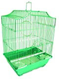 YML Flat Top w/o Corner Medium Parakeet Cage, My Pet Supplies