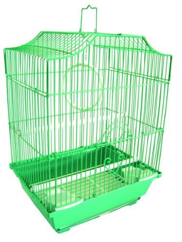 UPC 833775002098, YML Flat Top w/o Corner Medium Parakeet Cage