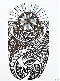 männer tattoos oberarm tribal