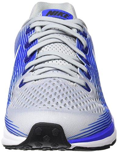 Pegasus White Racer Nike Grey Zoom Blue Wolf 007 Multicolore Air 34 Uomo Scarpe Running EwA1qv4w