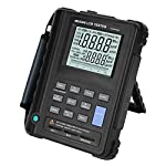 Walfront Digital LCR Meter, MS5308 Portable Handheld LCR Meter 100Khz Inductance Resistance Capacitance Meter Tester Digital Multimeter with Dual LCD Display