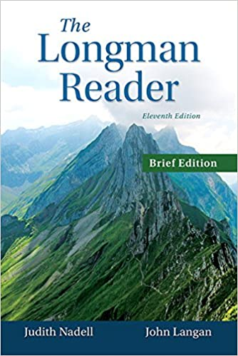 Amazon the longman reader brief edition 11th edition the longman reader brief edition 11th edition 11th edition fandeluxe Image collections