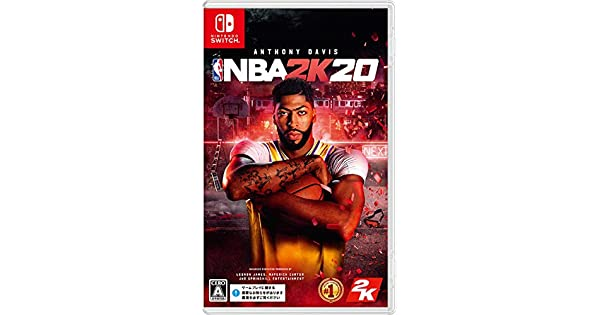 2K GAMES NBA 2K20 For NINTENDO SWITCH REGION FREE JAPANESE VERSION ...