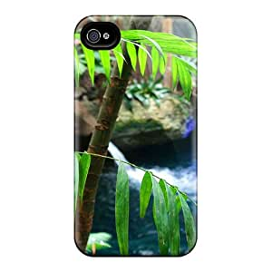 Special Design Back Green Leaf Forest Landscape Phone Cases Covers For Iphone 6