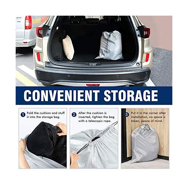 51uk6ZWwpIL ZEEXIPDR Autositz für Hunde,Autositze für Haustiere,Der hochwertige Hundesitz bietet eine komfortable und sichere…