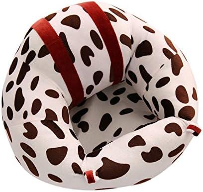 sof/á Seguro con Forma de U para beb/és de 0 a 6 Meses 2# Silla sentada para beb/é 43x43x20cm SMARTRICH